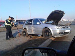 Statistikat e përgjithshme mbi aksidentet rrugore në 24 orët e fundit