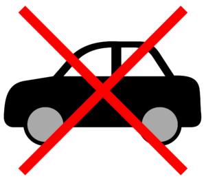Ky qytet ka ndaluar qarkullimi e të gjitha automjeteve në të dielën e parë të  çdo muaji