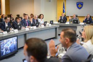"""Qeveria voton pro ndërtimit të kyçjeve të Vitisë dhe Ferizajt në autostradën """"Arbën Xhaferi"""""""