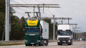 Gjermania me autostradën e parë elektrike për kamionë