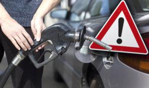 Çfarë ndodhë kur e gaboni karburantin e veturës tuaj?