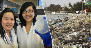Studentet shpikin bakteret që hanë plastikë nga oqeanet dhe e kthejnë atë në ujë