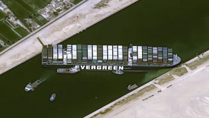 Bllokimi i kanalit të Suezit mund të shkaktojë probleme globale: Ja çfarë duhet të dini