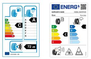 Nga 1 Maji hyn në fuqi rregullorja e re për etiketat e gomave të BE-së