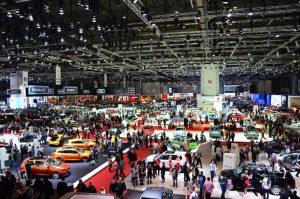 10 shfaqjet më të mëdha të makinave në të gjithë botën.