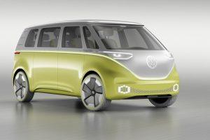 Volkswagen po zhvillon veturën autonome elektrike ID.Buzz apo i njohur ndryshe si minibusi elektrik.
